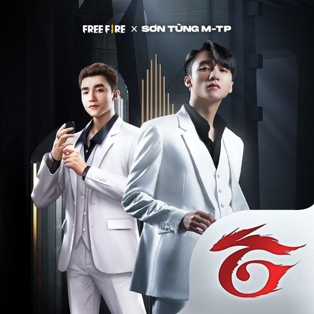 Nóng: Sơn Tùng M-TP chính là người Việt đầu tiên được xây dựng thành nhân vật trong game Free Fire, điển trai như bản gốc - Ảnh 3.