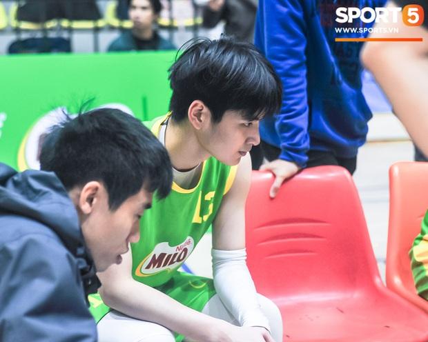 """Chân dung các """"con nhà người ta"""" tại giải bóng rổ học sinh Hà Nội - Ảnh 4."""