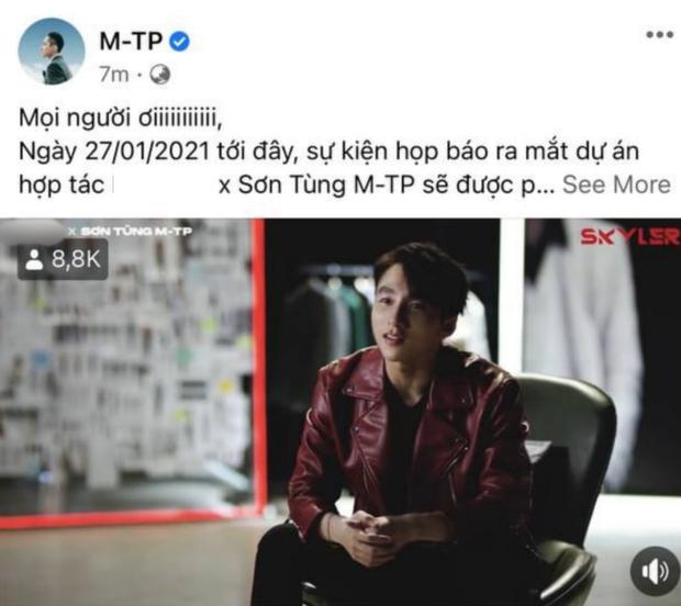 Netizen truyền tay demo MV mới của Sơn Tùng M-TP, nghi vấn lời rap cực gắt ám chỉ ai đó? - Ảnh 2.