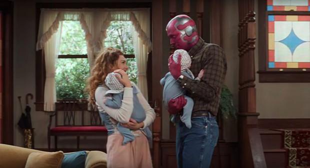 Sao WandaVision tiết lộ kịch bản tập 4 cua gắt, liệu có xuất hiện siêu phản diện trà xanh của Marvel? - Ảnh 3.