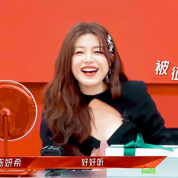 Trần Nghiên Hy khẳng định vẫn sẽ làm Tiểu Long Nữ đùi gà nếu được chọn lại, lý do nói ra làm fan tranh cãi liên miên - Ảnh 1.