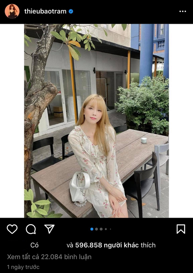 Sau khi kêu gọi netizen để yên cho Thiều Bảo Trâm - Sơn Tùng trước biến trà xanh, ViruSs đã có hành động về phe nhà gái - Ảnh 1.
