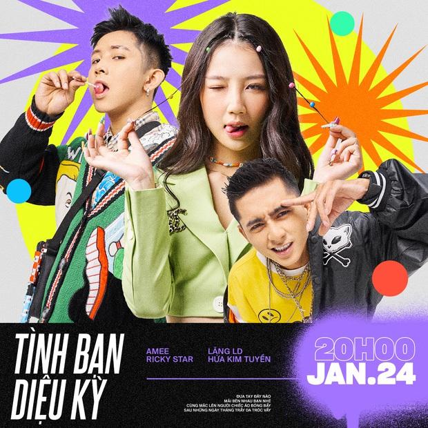 Diệu Kỳ Việt Nam là album đáng nghe nhất đầu 2021: Dàn ca sĩ và rapper chất lừ hội tụ, âm nhạc bắt tai lan tỏa những thông điệp tích cực - Ảnh 31.