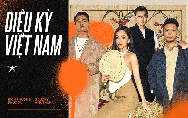 Diệu Kỳ Việt Nam là album đáng nghe nhất đầu 2021: Dàn ca sĩ và rapper chất lừ hội tụ, âm nhạc bắt tai lan tỏa những thông điệp tích cực - Ảnh 13.