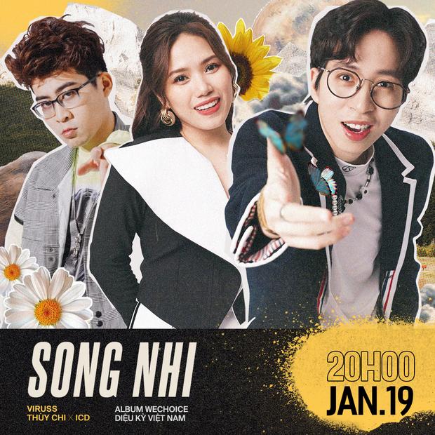 Diệu Kỳ Việt Nam là album đáng nghe nhất đầu 2021: Dàn ca sĩ và rapper chất lừ hội tụ, âm nhạc bắt tai lan tỏa những thông điệp tích cực - Ảnh 18.