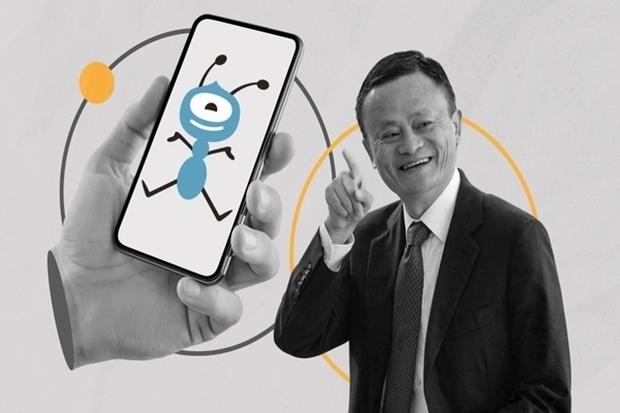 Jack Ma bất lực không thể cứu Ant Group và Alipay - Ảnh 1.