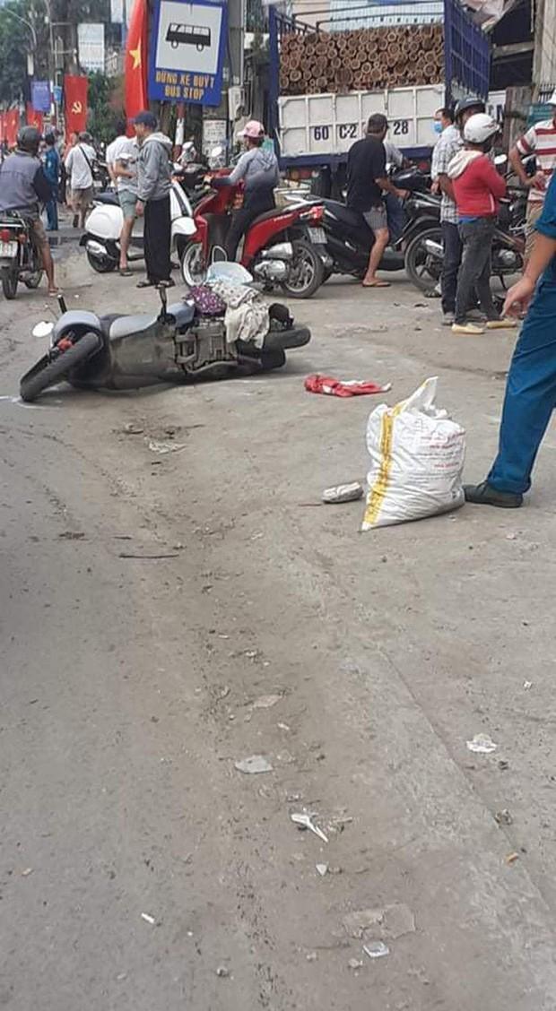 CLIP: Tai nạn kinh hoàng ở Biên Hòa, người và xe nằm la liệt - Ảnh 3.