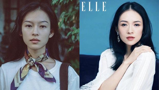 Người mẫu Việt bất ngờ được truyền thông Trung Quốc săn lùng vì quá giống Chương Tử Di - Ảnh 2.