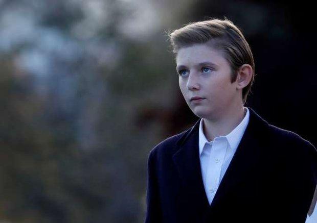 Chùm ảnh ngôi trường Barron Trump theo học sau khi rời Nhà Trắng: Chương trình dạy đỉnh cao, học phí xứng tầm con nhà tỷ phú - Ảnh 1.