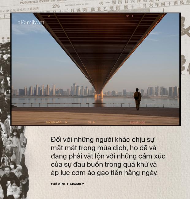 Vũ Hán - một năm nhìn lại: Khi người dân trở lại với cuộc sống bình thường, nhưng vẫn bị ám ảnh bởi những vết sẹo và nỗi đau đã qua - Ảnh 18.