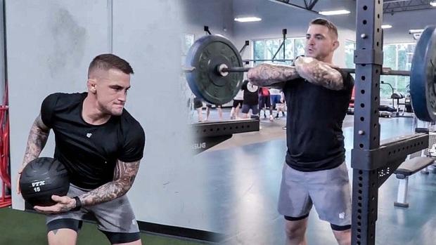 Câu chuyện đằng sau tấm hình không thể nhận ra của võ sĩ điển trai vừa hạ gục Conor McGregor: Thời còn nặng 90kg, thích đánh lộn - Ảnh 4.