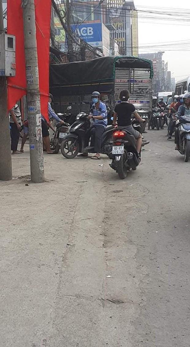 CLIP: Tai nạn kinh hoàng ở Biên Hòa, người và xe nằm la liệt - Ảnh 5.