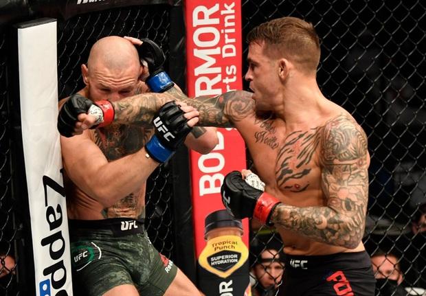 Câu chuyện đằng sau tấm hình không thể nhận ra của võ sĩ điển trai vừa hạ gục Conor McGregor: Thời còn nặng 90kg, thích đánh lộn - Ảnh 5.