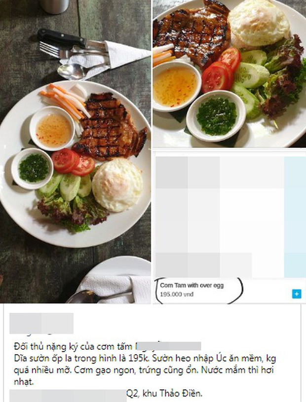 Dân mạng tranh cãi quán cơm tấm đắt nhất nhì Sài Gòn tới 165k/phần mà cứ ghé ăn là dính chưởng, nhưng nhờ chất lượng của miếng sườn nên đã cứu vớt lại tất cả!? - Ảnh 7.