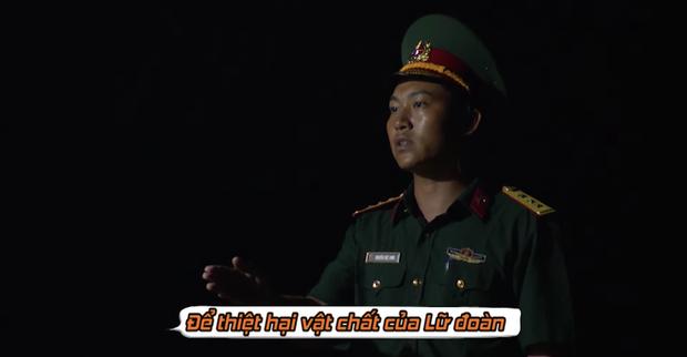 Mũi trưởng gay gắt với Hậu Hoàng trong tập 8 Sao Nhập Ngũ, fan lo lắng nguy cơ bể thuyền - Ảnh 1.