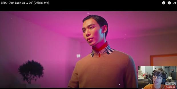 Reaction MV comeback của Erik, ViruSs khẳng định: Pop R&B thế này không ổn, bài hát không có độ viral - Ảnh 2.