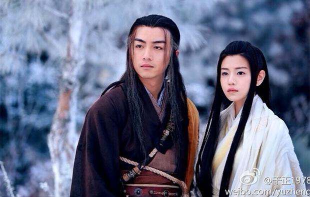Trần Nghiên Hy khẳng định vẫn sẽ làm Tiểu Long Nữ đùi gà nếu được chọn lại, lý do nói ra làm fan tranh cãi liên miên - Ảnh 4.