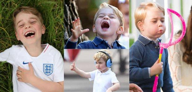 """Những khoảnh khắc """"cưng xỉu"""" của các em bé Hoàng tộc khắp thế giới, mang danh Hoàng tử Công chúa thì vẫn là trẻ nhỏ vô tư và cực lầy - Ảnh 3."""