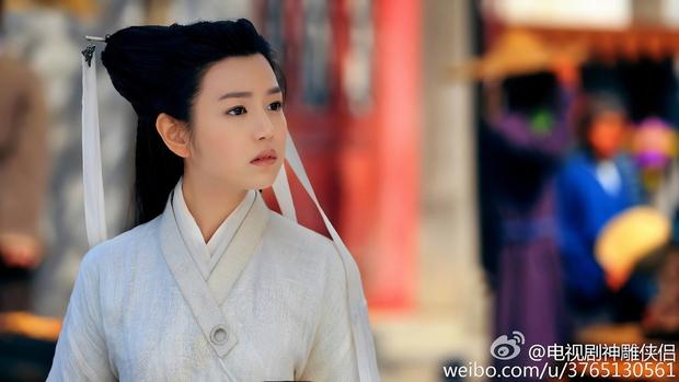 Trần Nghiên Hy khẳng định vẫn sẽ làm Tiểu Long Nữ đùi gà nếu được chọn lại, lý do nói ra làm fan tranh cãi liên miên - Ảnh 8.