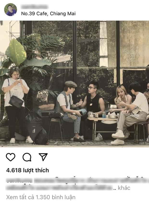 Người bắt trọn khoảnh khắc Sơn Tùng M-TP và Thiều Bảo Trâm hẹn hò ở Thái Lan có những chia sẻ mới nhất, tiết lộ thêm về tấm hình - Ảnh 1.