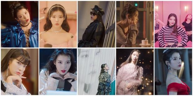 IU trở lại với Celebrity: Lâu lắm mới thấy nhảy, thay tới 10 bộ đồ trong MV và bài hát chạm nóc Melon chỉ sau 7 phút phát hành! - Ảnh 4.