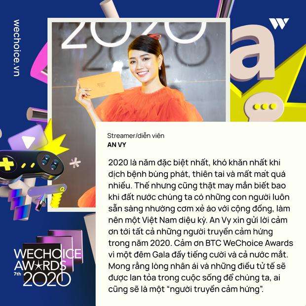 Nghe những gương mặt đình đám của làng game Việt trải lòng về WeChoice Awards 2020 - Ảnh 11.