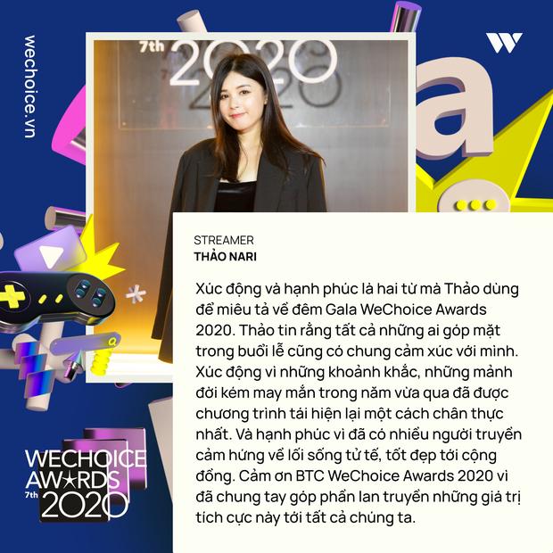 Nghe những gương mặt đình đám của làng game Việt trải lòng về WeChoice Awards 2020 - Ảnh 2.