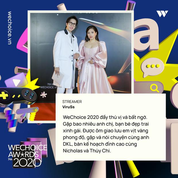 Nghe những gương mặt đình đám của làng game Việt trải lòng về WeChoice Awards 2020 - Ảnh 7.