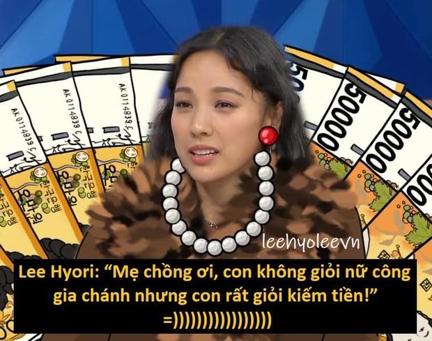 Lee Hyori gây bão với lời nhắn gửi mẹ chồng, tự tin đến thế là có lý do cả! - Ảnh 2.