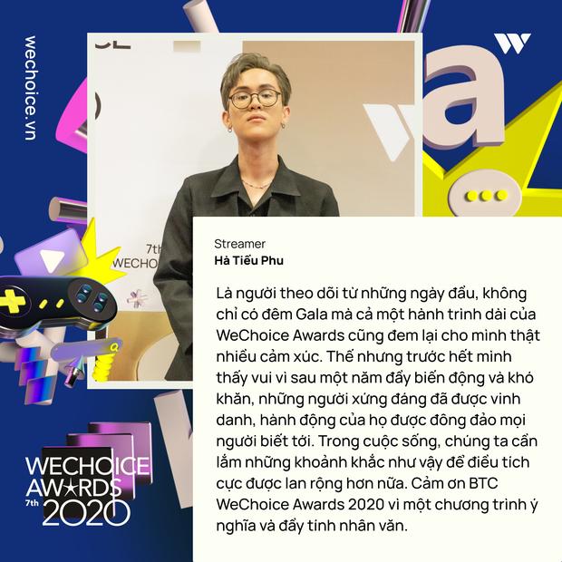 Nghe những gương mặt đình đám của làng game Việt trải lòng về WeChoice Awards 2020 - Ảnh 5.