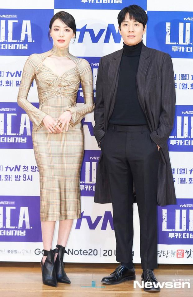 Sự kiện hot nhất hôm nay: Ác nữ Lee Da Hee đẹp đỉnh cao với body đồng hồ cát, tài tử Chuyện Tình Harvard xuống sắc bất ngờ - Ảnh 6.