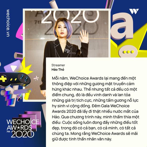 Nghe những gương mặt đình đám của làng game Việt trải lòng về WeChoice Awards 2020 - Ảnh 4.