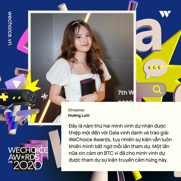 Nghe những gương mặt đình đám của làng game Việt trải lòng về WeChoice Awards 2020 - Ảnh 6.