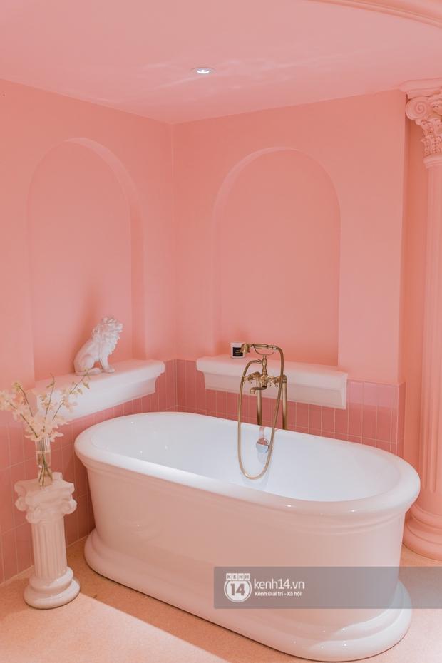 Quỳnh Anh Shyn lần đầu khoe penthouse 7 tỷ, mê nhất là ban công và phòng tắm đẹp như set chụp hình tạp chí - Ảnh 11.