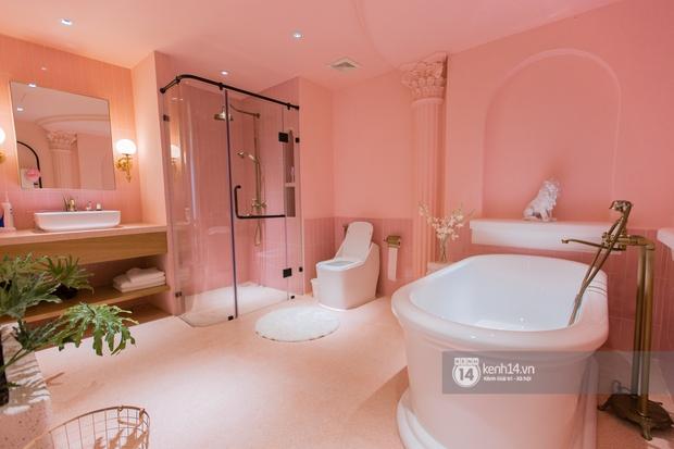 Quỳnh Anh Shyn lần đầu khoe penthouse 7 tỷ, mê nhất là ban công và phòng tắm đẹp như set chụp hình tạp chí - Ảnh 10.