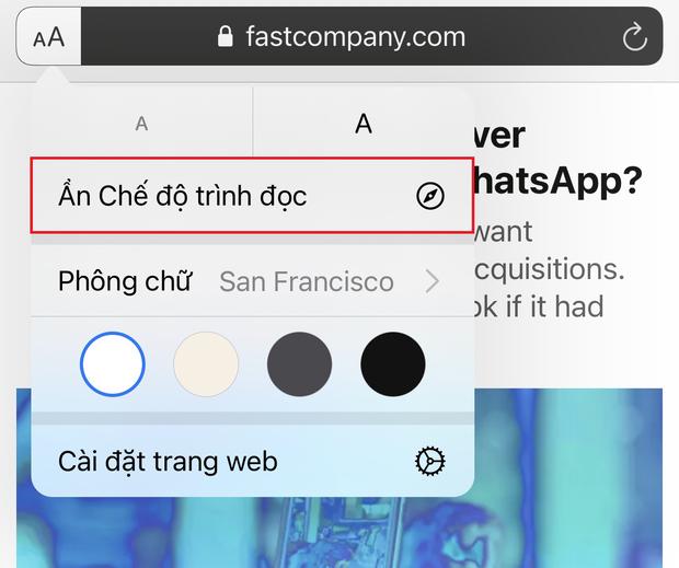 Mẹo hay giúp đọc báo, lướt web không còn giật lag, hiển thị nhanh hơn trên iPhone chỉ trong 1 nốt nhạc - Ảnh 7.