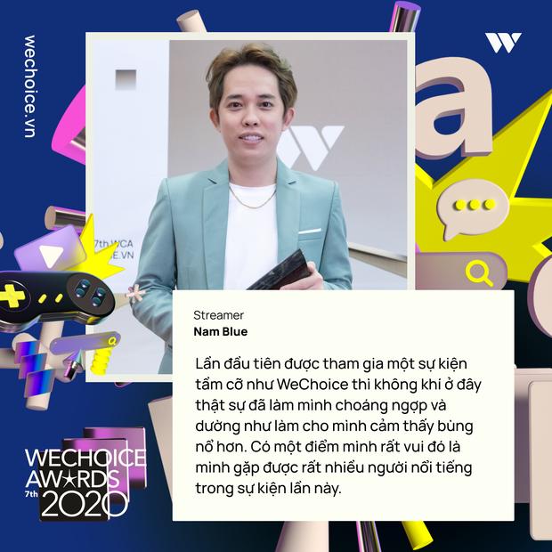 Nghe những gương mặt đình đám của làng game Việt trải lòng về WeChoice Awards 2020 - Ảnh 1.