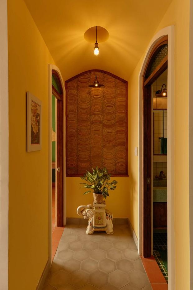 Lấy vợ Việt Nam, chàng trai Canada thiết kế căn hộ đậm chất truyền thống, xứng đáng điểm 10 cho sự tinh tế - Ảnh 11.