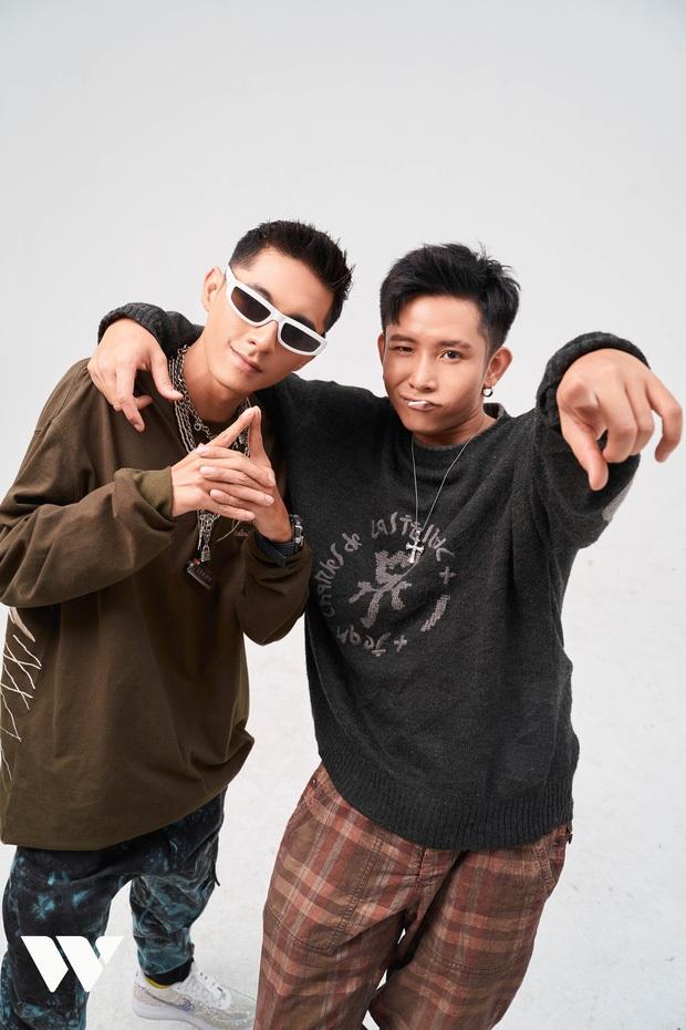 Ricky Star - Lăng LD và gang OTD từng mong ước được diễn tại WeChoice Awards trên sân khấu lớn, năm nay đã thành hiện thực! - Ảnh 4.