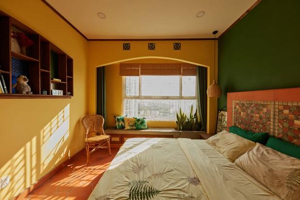 Lấy vợ Việt Nam, chàng trai Canada thiết kế căn hộ đậm chất truyền thống, xứng đáng điểm 10 cho sự tinh tế - Ảnh 9.