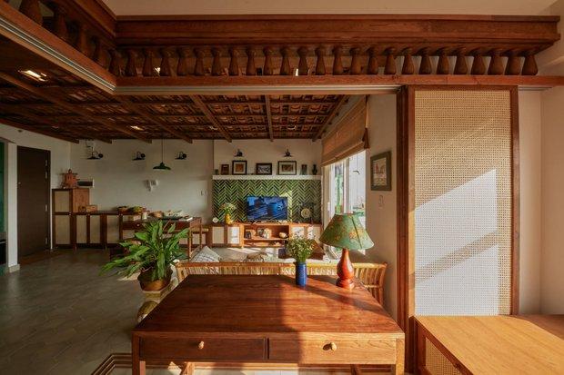 Lấy vợ Việt Nam, chàng trai Canada thiết kế căn hộ đậm chất truyền thống, xứng đáng điểm 10 cho sự tinh tế - Ảnh 6.
