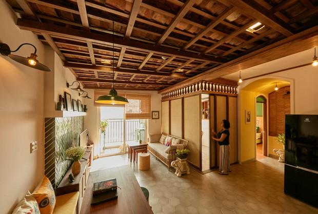 Lấy vợ Việt Nam, chàng trai Canada thiết kế căn hộ đậm chất truyền thống, xứng đáng điểm 10 cho sự tinh tế - Ảnh 4.