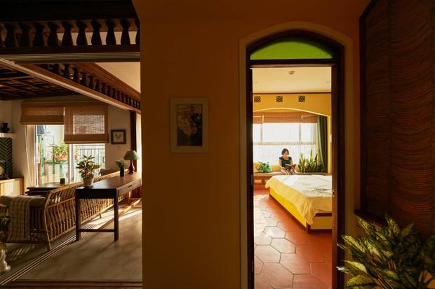 Lấy vợ Việt Nam, chàng trai Canada thiết kế căn hộ đậm chất truyền thống, xứng đáng điểm 10 cho sự tinh tế - Ảnh 7.