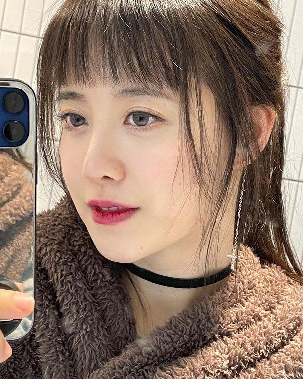 Goo Hye Sun đăng ảnh selfie đẹp hút hồn, tiết lộ bí quyết giảm cân nhanh nhưng bị ném đá vì phản khoa học - Ảnh 3.