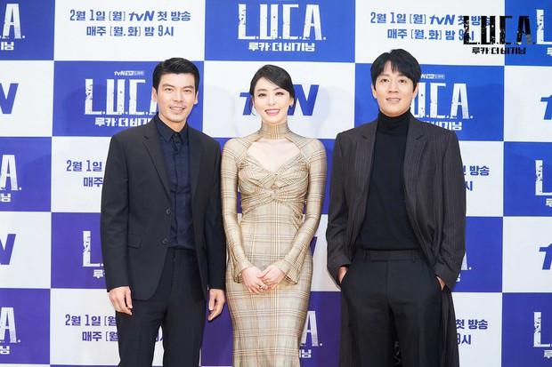 Sự kiện hot nhất hôm nay: Ác nữ Lee Da Hee đẹp đỉnh cao với body đồng hồ cát, tài tử Chuyện Tình Harvard xuống sắc bất ngờ - Ảnh 11.