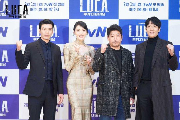Sự kiện hot nhất hôm nay: Ác nữ Lee Da Hee đẹp đỉnh cao với body đồng hồ cát, tài tử Chuyện Tình Harvard xuống sắc bất ngờ - Ảnh 13.