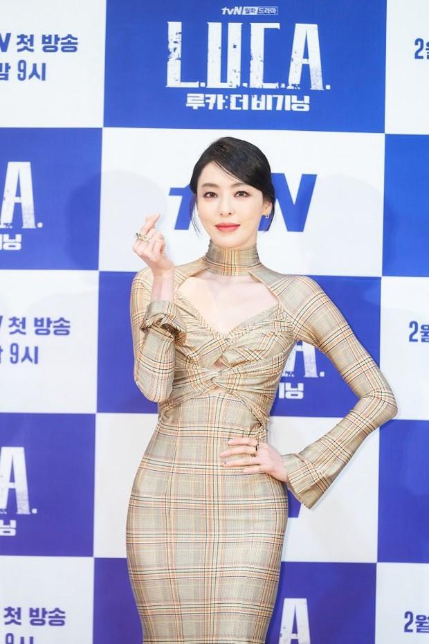 Sự kiện hot nhất hôm nay: Ác nữ Lee Da Hee đẹp đỉnh cao với body đồng hồ cát, tài tử Chuyện Tình Harvard xuống sắc bất ngờ - Ảnh 3.