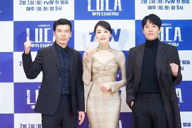 Sự kiện hot nhất hôm nay: Ác nữ Lee Da Hee đẹp đỉnh cao với body đồng hồ cát, tài tử Chuyện Tình Harvard xuống sắc bất ngờ - Ảnh 12.