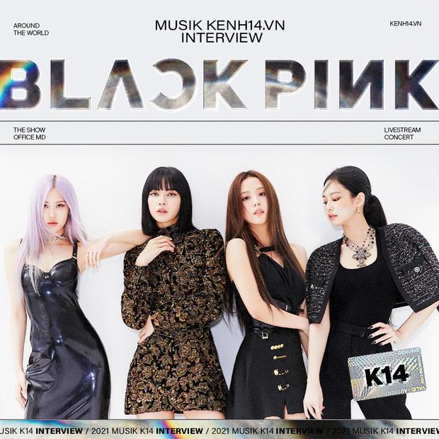 BLACKPINK: Nếu có cơ hội tổ chức concert tại Việt Nam, chúng mình muốn học tiếng Việt để có thể giao tiếp với fan - Ảnh 1.