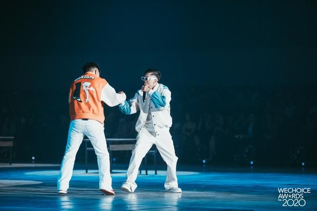 Ricky Star - Lăng LD và gang OTD từng mong ước được diễn tại WeChoice Awards trên sân khấu lớn, năm nay đã thành hiện thực! - Ảnh 9.